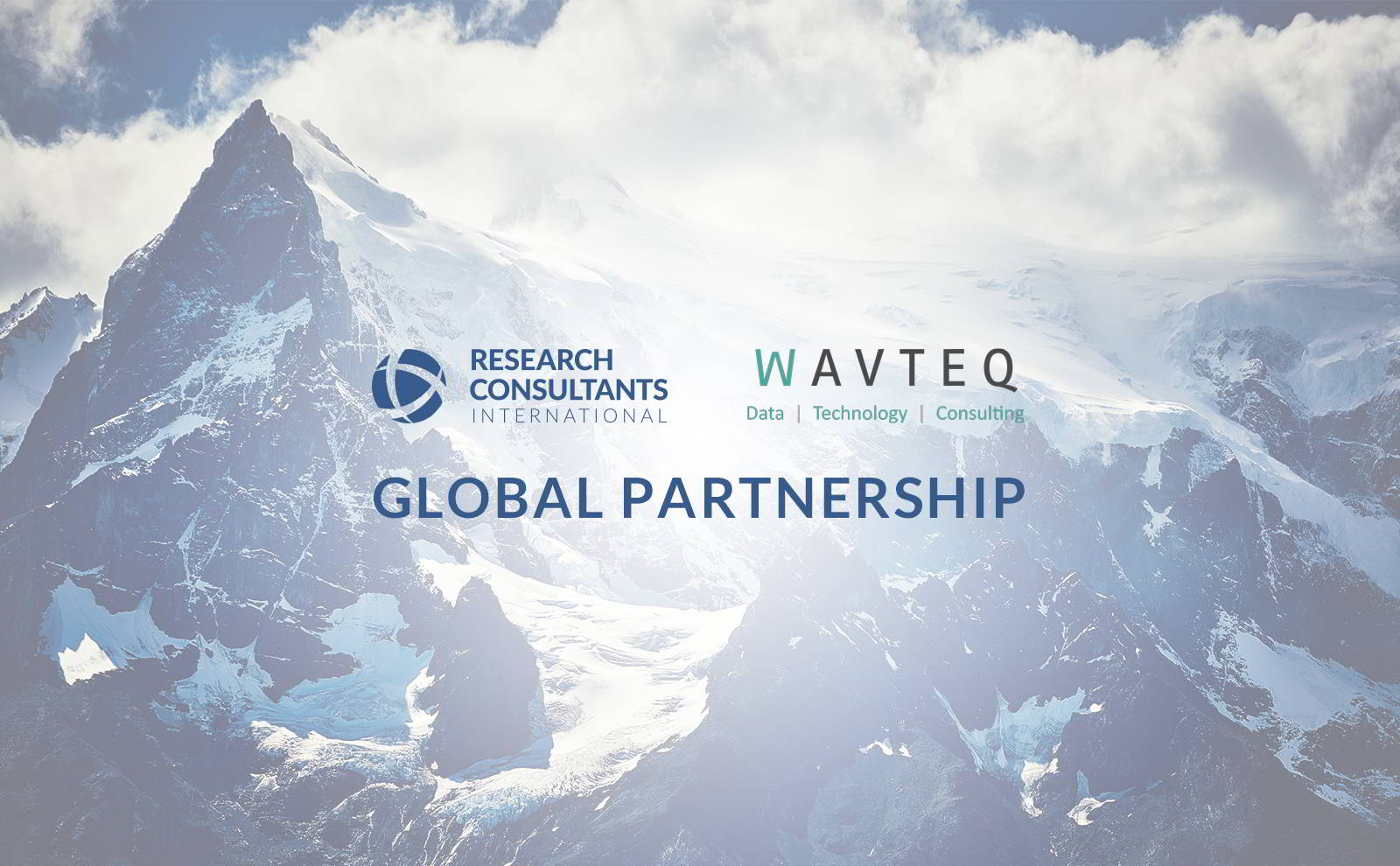 Research Consultants International partnership with WAVETEQ