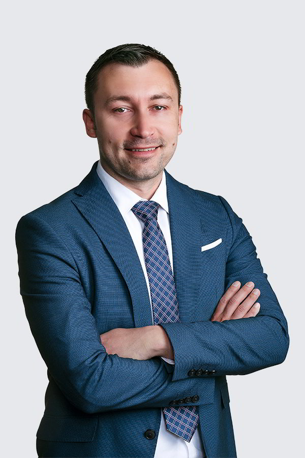 Davor Davidovic | Senior Vice President, Operations
