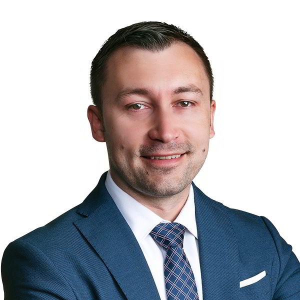 DAVOR DAVIDOVIC | Vice President, Corporate Development & Innovation