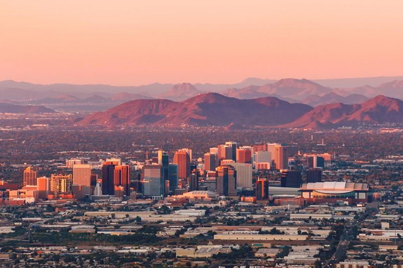Research FDI Office in Phoenix Arizona USA