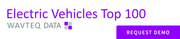 Electric Vehicles Top 100