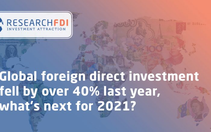 global foreign direct investment